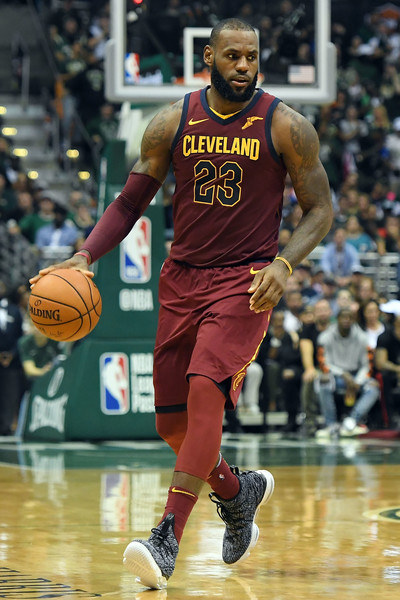 fe0c9d2f2d68 Cleveland Cavaliers v Milwaukee Bucks. Cleveland Cavaliers v Milwaukee Bucks.  In This Photo  LeBron James