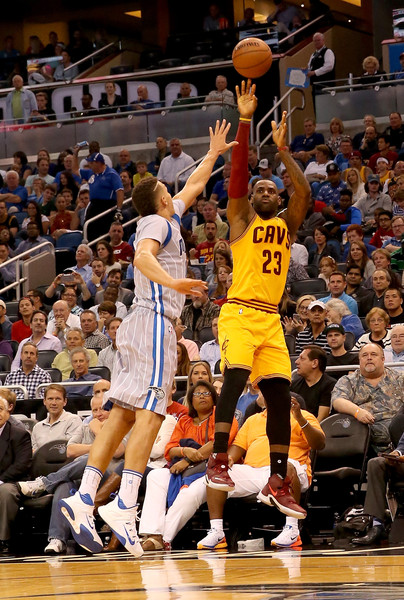 23511a13cdcf LeBron James Photos Photos - Cleveland Cavaliers v Orlando Magic ...
