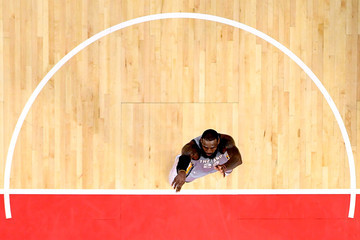 LeBron James Cleveland Cavaliers vs. Los Angeles Clippers