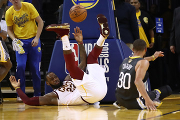LeBron James Stephen Curry Sports Pictures Of The Week - June 4, 2018