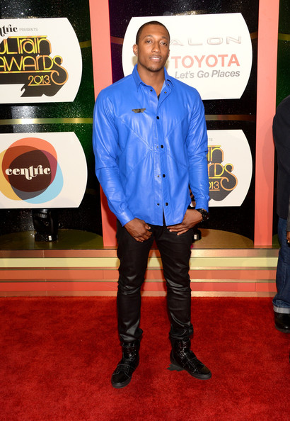 Arrivals at the Soul Train Awards