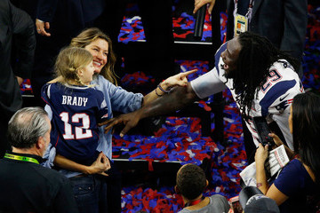LeGarrette Blount Super Bowl LI - New England Patriots v Atlanta Falcons