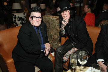 Lea DeLaria Dionne Warwick Performs At Le Chalet At L'Avenue At Saks