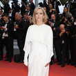 Lea Drucker 'The Dead Don't Die' & Opening Ceremony Red Carpet - The 72nd Annual Cannes Film Festival