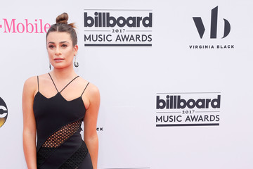 Lea Michele 2017 Billboard Music Awards Presented by Virginia Black - Red Carpet