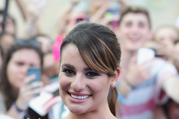 Lea Michele Giffoni Film Festival - Day 3