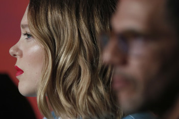 Lea Seydoux 'Oh Mercy! (Roubaix, Une Lumiere)' Press Conference - The 72nd Annual Cannes Film Festival