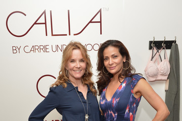 Lea Thompson Constance Marie CALIA by Carrie Underwood Launch Event