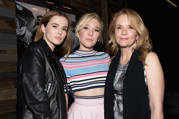 Lea Thompson Zoey Deutch Premiere Of MarVista Entertainment's 'The Year Of Spectacular Men' After Party - Arrivals