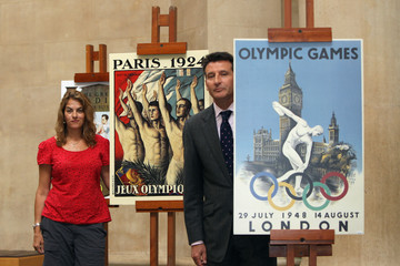 Tracey Emin Leading Artists Who Are Set To Design Olympic Posters Are Unveiled