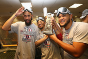 Eduardo Rodriguez and Mookie Betts Photos Photo