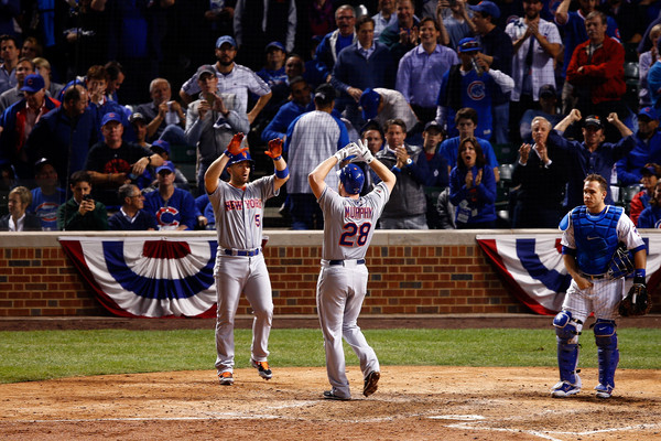 League Championship Series - New York Mets v Chicago Cubs - Game Four