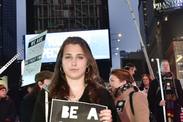 Leah Lane The Ghostlight Project: Times Square