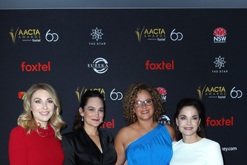 Leah Purcell 2018 AACTA Awards Presented By Foxtel | Industry Luncheon - Red Carpet