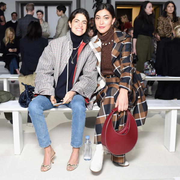 Brock Collection - Front Row - February 2019 - New York Fashion Week: The Shows
