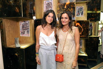 Leandra Medine Bergdorf Goodman Laurence Decade Event with the Man Repeller