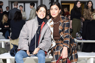 Leandra Medine Brock Collection - Front Row - February 2019 - New York Fashion Week: The Shows