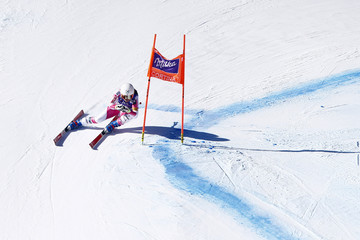 Leanne Smith Audi FIS Alpine Ski World Cup - Women's Downhill