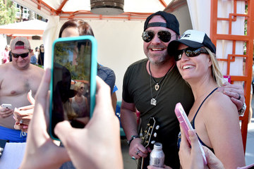 Lee Brice ACM Pool Party for a Cause