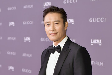 Lee Byung-Hun 2017 LACMA Art + Film Gala Honoring Mark Bradford and George Lucas Presented by Gucci - Red Carpet