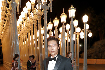 Lee Byung-Hun 2016 LACMA Art + Film Gala Honoring Robert Irwin and Kathryn Bigelow Presented by Gucci - Inside