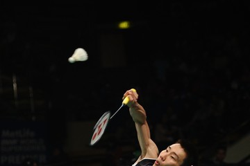 Lee Chong Wei BCA Indonesia Open