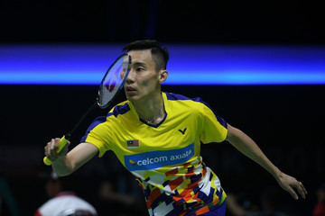 Lee Chong Wei Thomas And Uber Cup - Day 2