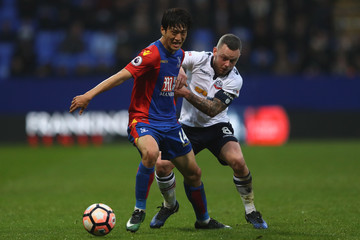 Lee Chung-Yong Bolton Wanderers v Crystal Palace - The Emirates FA Cup Third Round