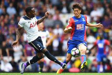Lee Chung-Yong Tottenham Hotspur v Crystal Palace - Premier League