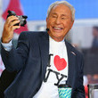 Lee Corso ESPN College GameDay Built by The Home Depot - Times Square