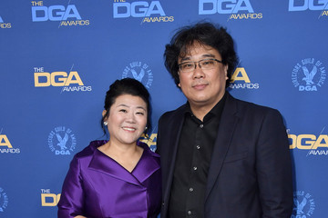 Lee Jeongeun 72nd Annual Directors Guild Of America Awards - Arrivals