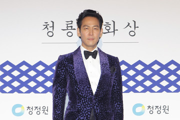 Lee Jung-jae The Blue Dragon Awards