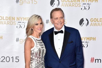 Lee Majors Celebrities Pose at the 55th Monte Carlo TV Festival