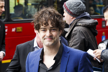 Lee Mead The Tric Awards 2016 - Arrivals
