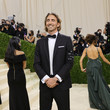 Lee Pace The 2021 Met Gala Celebrating In America: A Lexicon Of Fashion - Arrivals