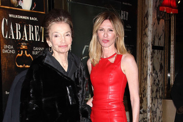 Lee Radziwill 'Cabaret' Opening Night in NYC