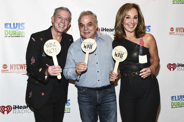 Lee Schrager Food Network & Cooking Channel New York City Wine & Food Festival Presented By Capital One - Chelsea Night Market Presented By Alfa Romeo Hosted By Elvis Duran And Rosanna Scotto