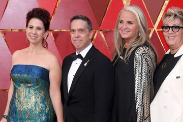 Lee Unkrich Darla K. Anderson 90th Annual Academy Awards - Arrivals