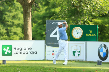Lee Westwood Italian Open - Day Three