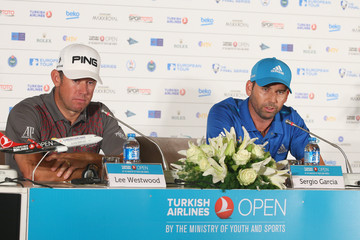 Lee Westwood Sergio Garcia Turkish Airlines Open: Previews