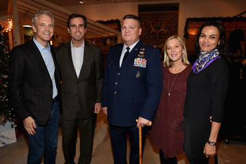 Lee Woodruff Land's End Celebrates Opening of NYC Pop-Up on Vererans Day With Bob Woodruff Foundation