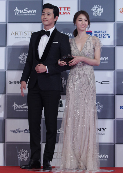 taecyeon and lee yeon hee dating Lee yeon hee and ok taecyeon portray an engaged couple in the new  who  plays the role of the chef won chul, was asked about his dating.