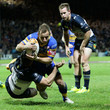 Rob Burrow and Lachlan Coote Photos