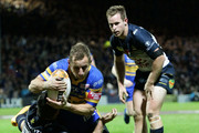 Rob Burrow and Lachlan Coote Photos Photo