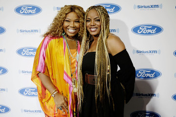 Leela James SiriusXM's Heart & Soul Channel Broadcasts from Essence Festival In New Orleans - Day 1