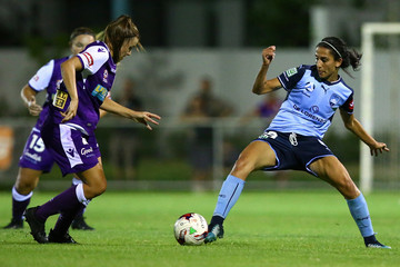 Leena Khamis W-League Rd 11 - Perth v Sydney