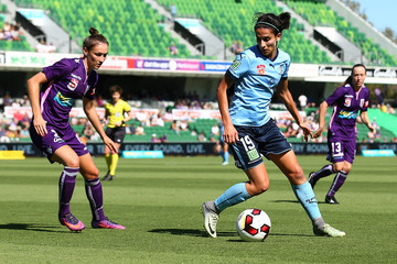 Leena Khamis W-League Semi Final - Perth v Sydney