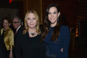 Liv Tyler and Bebe Buell Photos Photo