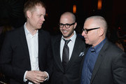 Tom Perrotta and Damon Lindelof Photos Photo