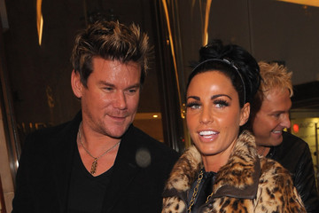Katie Price Phil Turner Legally Blonde The Musical Heart FM Gala